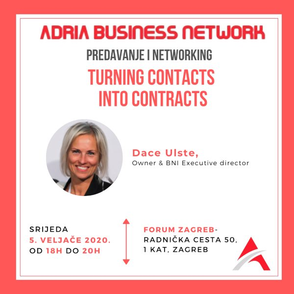 Četvrti Adria Business Network