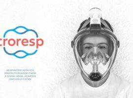 CroResp-respirator